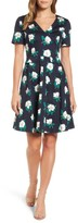 Draper James Women's Magnolia Love Circle Dress