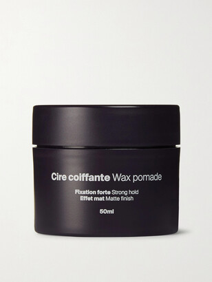 Horace Wax Pomade, 50ml - Men - Colorless
