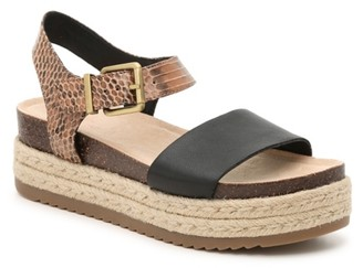 Crown Vintage Nedra Espadrille Wedge Sandal