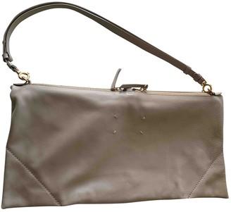 Maison Margiela Beige Leather Handbags