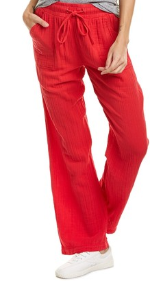 David Lerner Marley High-Rise Lounge Pant