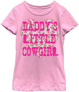 Fifth Sun Pink 'Daddy's Little Cowgirl' Tee - Toddler & Girls