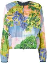 adidas by Stella McCartney floral print jacket