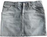 Roy Rogers Roy Roger's Grey Denim - Jeans Skirt for Women