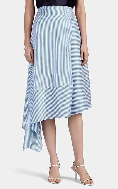 0a5271f0c Erdem Blue Skirts - ShopStyle
