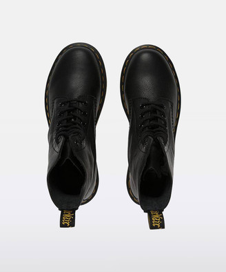 Dr. Martens 1460 8 Eye Pascal Virginia Boot Black