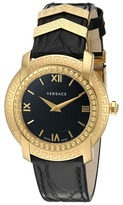Versace DV25 Round Lady VAM03 0016 Watches