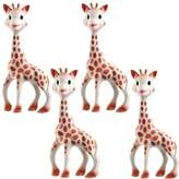 Vulli Vullie 616324-4 Sophie the Giraffe Teether Set of 4