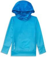 Ralph Lauren Girls' Funnel Neck Tech Hoodie - Sizes 2-6X