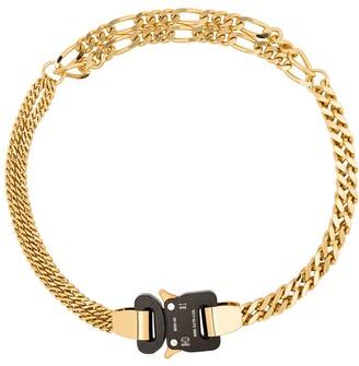 Alyx Triple Cubix chain-link necklace