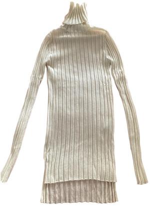 Madeleine Thompson Ecru Wool Knitwear