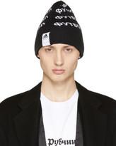 Gosha Rubchinskiy Black Adidas Originals Edition Beanie