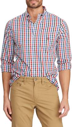 Chaps Big Tall Stretch Easy Care Shirt