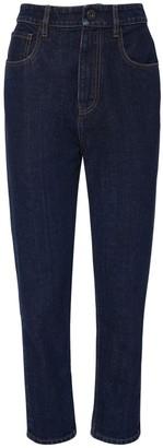 Prada Mom Fit Cotton Denim Jeans