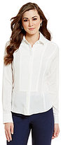 Antonio Melani Jordan Button-Front Blouse