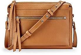 GiGi New York Women's Whitney Leather Crossbody Bag
