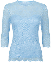 Damsel in a Dress Bern Lace Top
