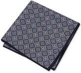 Club Room Men's Medallion Pocket Square, Created for Macy's