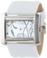 Rockwell Time Women's VN101 Vanessa White Patent Leather with White Watch