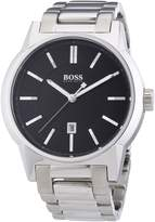 HUGO BOSS Women's 1512913 Silver Stainless-Steel Quartz Watch