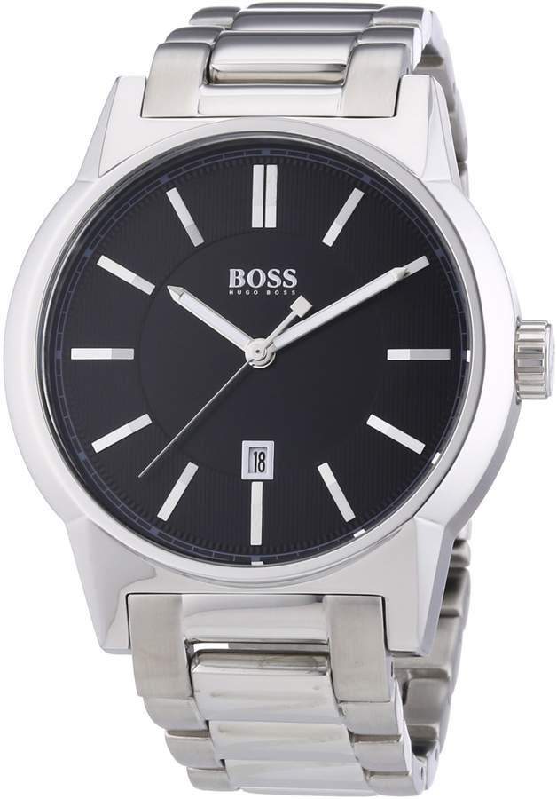 HUGO BOSS Women's 1512913 Silver Stainless-Steel Quartz Watch