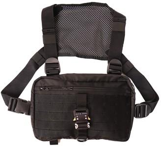 Alyx Black Nylon Harness Belt Bag
