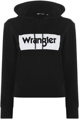 Wrangler Logo OTH Hoodie