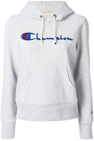 Champion hooded logo sweatshirt