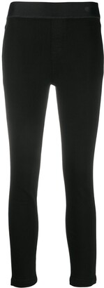 J Brand Dellah high-rise denim leggings