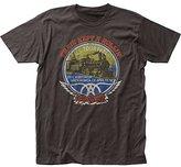Impact Men's Aerosmith Train Kept a Rollin' T-Shirt