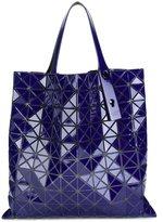 Bao Bao Issey Miyake geometrically structured shopping bag - women - PVC/Polyester/Nylon/Brass - One Size