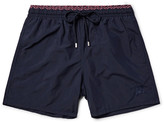 Vilebrequin Moloka Long-Length Swim Shorts