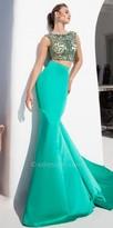 Tarik Ediz Jolisa Evening Dress