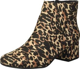 Kenneth Cole Reaction Women's Road Stop Block Heel Ankle Bootie