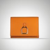 Ralph Lauren Vachetta Stirrup French Wallet