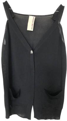 Antonio Marras Black Top for Women Vintage