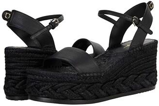 Salvatore Ferragamo Thea (Nero) Women's Sandals