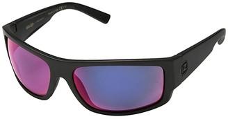 Von Zipper VonZipper Semi Polar (Graphite/Wild Plasma Chrome Polar Plus) Polarized Fashion Sunglasses