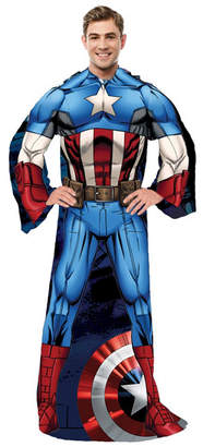Marvel Captain America Adult Wearable Blanket