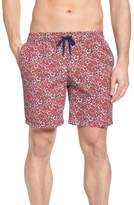 Mr.Swim Mr. Swim Trim Fit Floral Swim Trunks