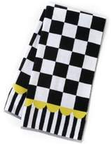 Mackenzie Childs Courtly Check Bath Towel