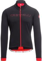 Castelli Fondo Full-Zip Long-Sleeve Jersey - Men's