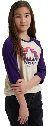 Burton Underhill Raglan Sleeve T-Shirt - Girls'