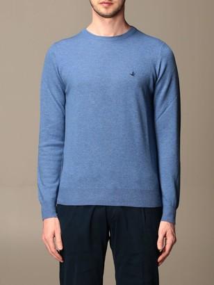 Brooksfield Supergeelong Crewneck Sweater