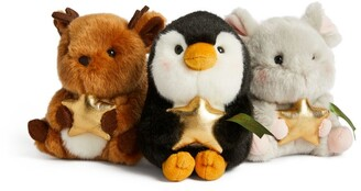 Harrods Christmas Friends Plush Toy Collection