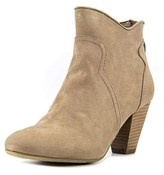 Report Maryin Round Toe Synthetic Ankle Boot.