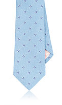 Fairfax Men's Geometric-Print Silk Necktie