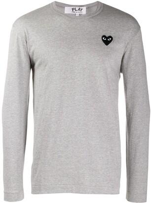 Comme des Garcons Chest Logo Sweater