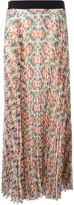 P.A.R.O.S.H. floral print skirt - women - Polyester - M