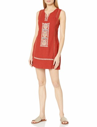 Plenty by Tracy Reese Women's Embroidered Shift Xs-L